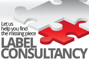 label consultancy